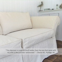 sharons canvas sofa slipcover